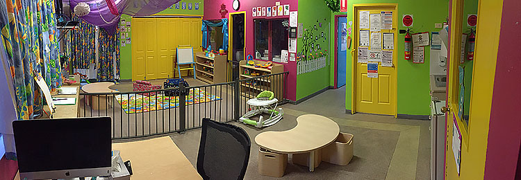 Angel's Paradise Early Education Hinchinbrook Childcare Centre - Babies room