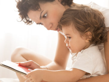 How to make Reading an Important part of your Preschooler's Life
