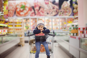 How to Survive Shopping with a Toddler