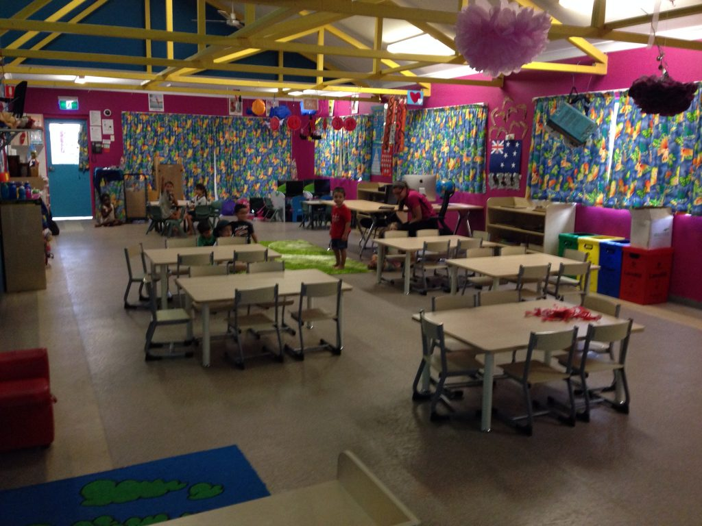 Angel's Paradise Hinchinbrook Childcare Centre - classroom