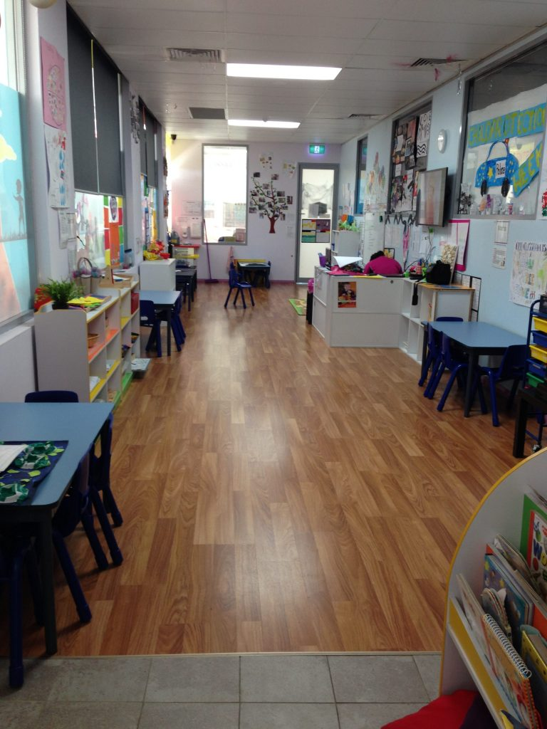 Angel's Paradise Revesby Childcare Centre - classroom