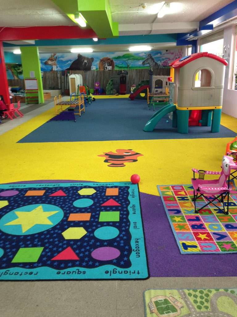 Angel's Paradise Revesby Childcare Centre playroom
