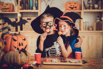 Is Halloween For Children?
