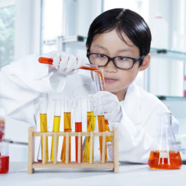 Is Your Child A Scientist?