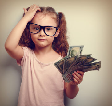 Tips For Teaching Your Child About Money
