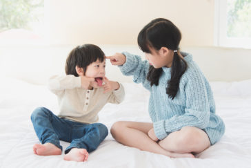 Tips For Handling Sibling Rivalry