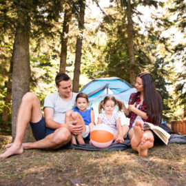 Holiday Adventures – Camping