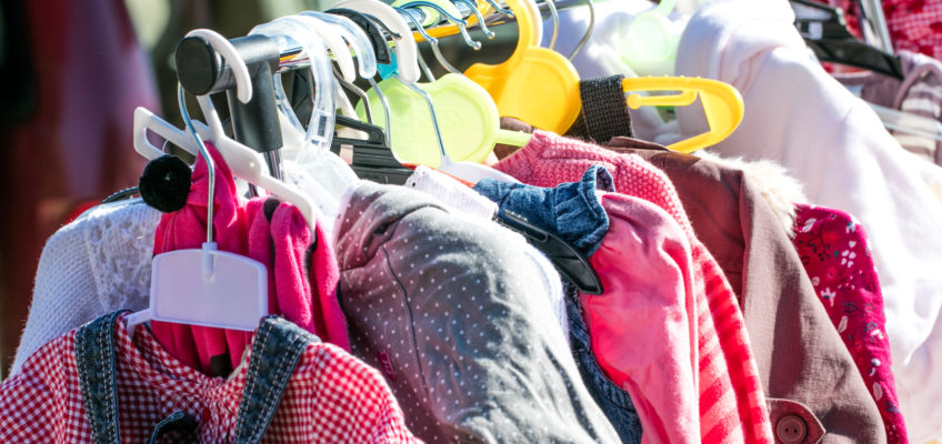 Clothes Swap Anyone?? National Recycling Week is 12-18