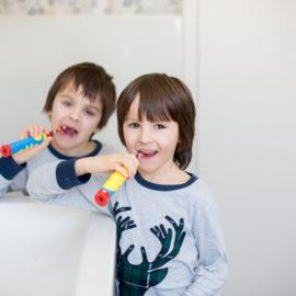 Preschool oral health, dentist