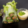 Yummy & Healthy Lettuce Roll-Ups!